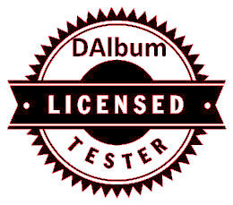 dAlbum-Licensed-Tester