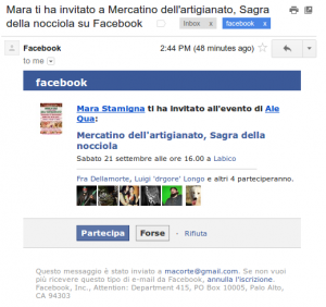 facebook-event-email