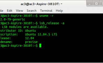 che versione di linux?