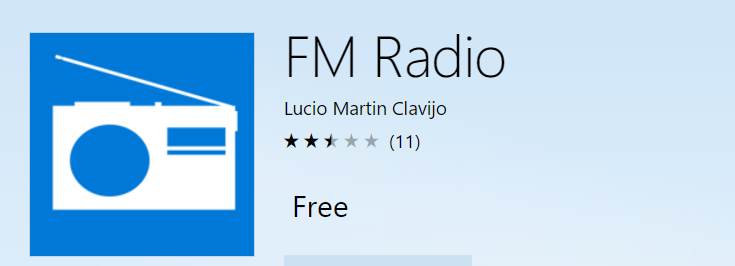 how to use fm radio in mobile